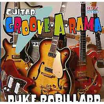 Duke Robillard - Guitar Groove-a-Rama [CD] USA import