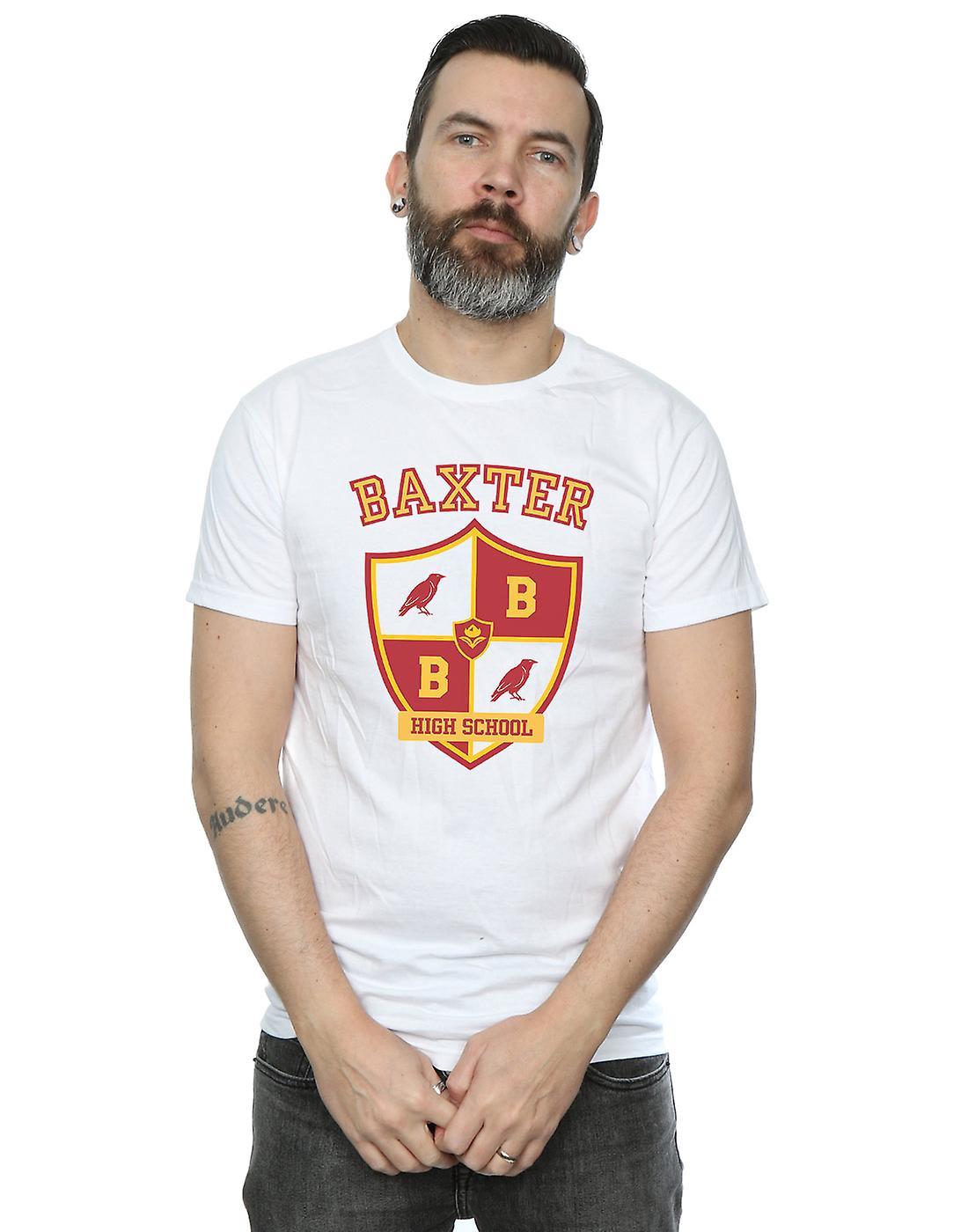 The Chilling Adventures Of Sabrina Men's Baxter Crest T-Shirt