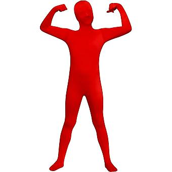 Red Skin Suit Child