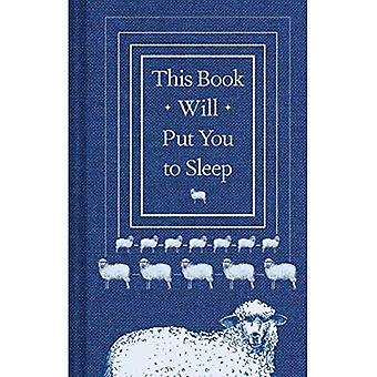 This Book Will Put You to� Sleep