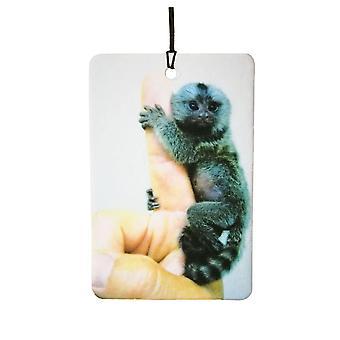 Palec małpa samochodowa zawieszka zapachowa