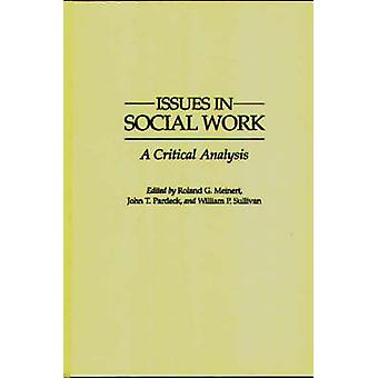 Issues in Social Work A Critical Analysis by Meinert & Roland G.