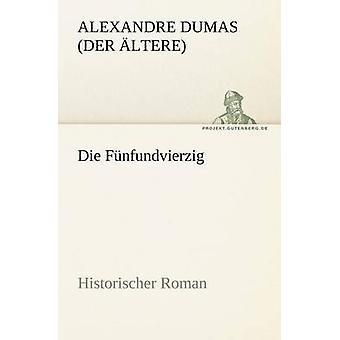 يموت فونفوندفيرزيج قبل دوماس لتر دير & ألكسندر