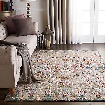 Radiant Rugs Rad01 In Light Grey By Nourison