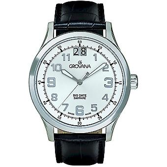 Grovana horloges mens watch van specialiteiten 1743.1532