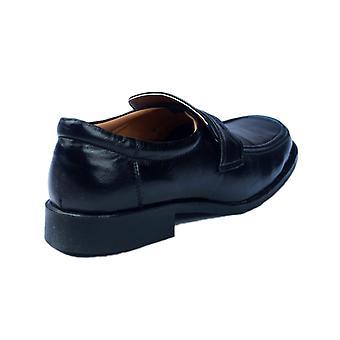 Amblers Manchester cuero mocasín / zapatos para hombre