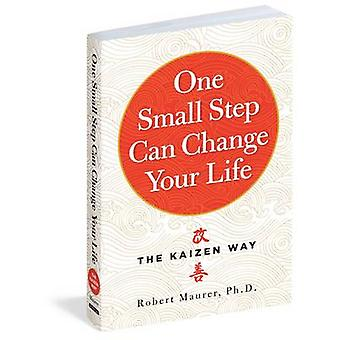 One Small Step Can Change Your Life - Using the Japanese Technique of