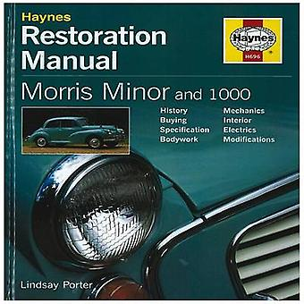 Morris Minor and 1000 Restoration Manual by Lindsay Porter - 97818596
