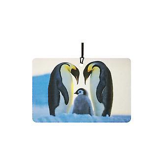 Keiseren pingviner i kjærlighet bil Air Freshener