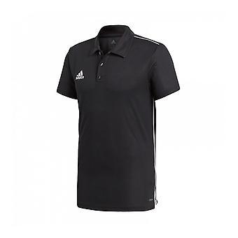 Adidas Core 18 Polo CE9037 universal all year men t-shirt