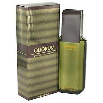 Quorum de Antonio Puig Eau De Toilette Spray 3.4 Oz (hommes) V728-400896