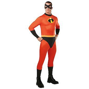 Adult Mr Incredible costume-Incredibles