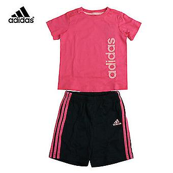 Adidas Girls I J Gift Pack Gift Set Full Tracksuit Set