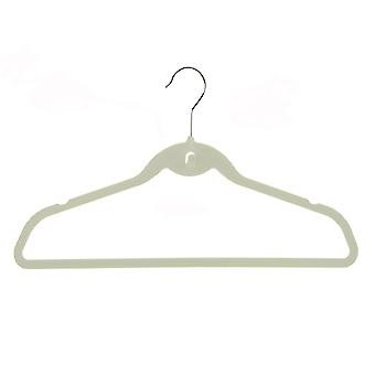 Russel Pack of 5 Taupe Multi Hangers