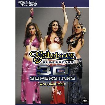 Bellydance Superstars - Bellydance Superstars: Vol. 1-3D Superstars [DVD] USA import