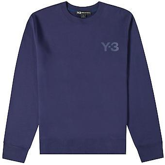 Y-3 Classic Brust Logo Sweatshirt
