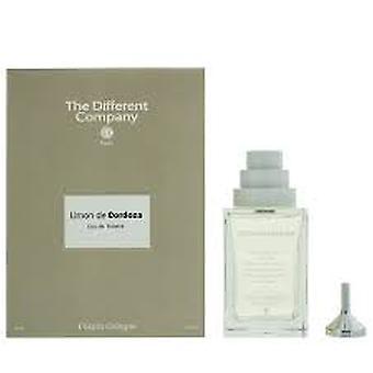 The Different Company Limon de Cordoza Eau de Toilette 100ml EDT Spray