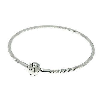 Pandora Silver Woman Chain Bracelet - 596543-21