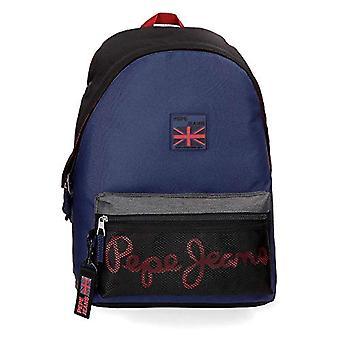 Pepe Jeans Hammer Sac à dos 42.79 Multicolore (Multicolor)
