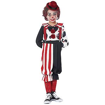 Kreepy Clown Costume for todllers and children