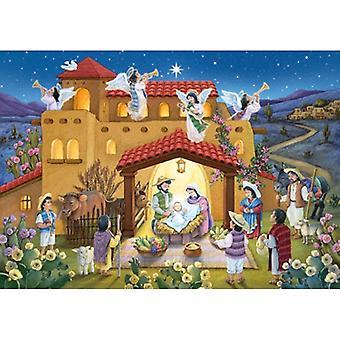 Noche de Paz Spanish Advent Calendar