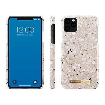 iDeal Da Suécia iPhone 11 Pro Max Shell-Greige Terazzo