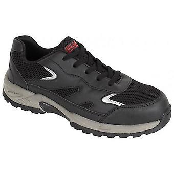 Blackrock ébano aço Toe hiker trainer Shoes SF74