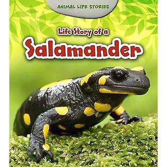Life Story of a Salamander by Guillain & Charlotte