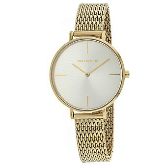 Ted Lapidus Women's Classic Gold Dial Watch - A0705PYFIXX