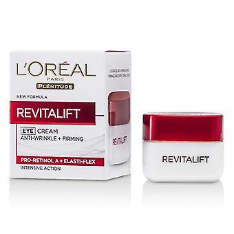 L'malm plenitude Revitalift Eye Cream (ny emballasje) - 15ml/0.5oz