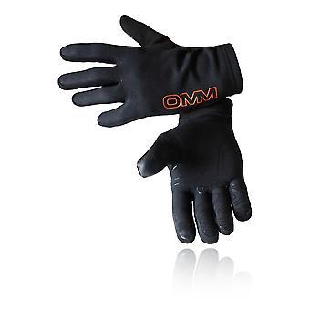 Rękawice do biegania OMM Fusion (z e-tip)- AW20