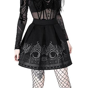 Restyle Fortune Teller Skirt