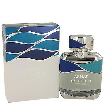 Armaf el cielo eau de parfum spray by armaf   538910 100 ml