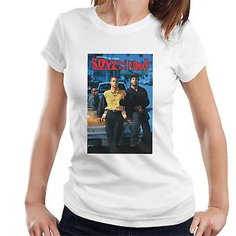 Boyz n the Hood Movie Poster Shot Women's T-Shirt