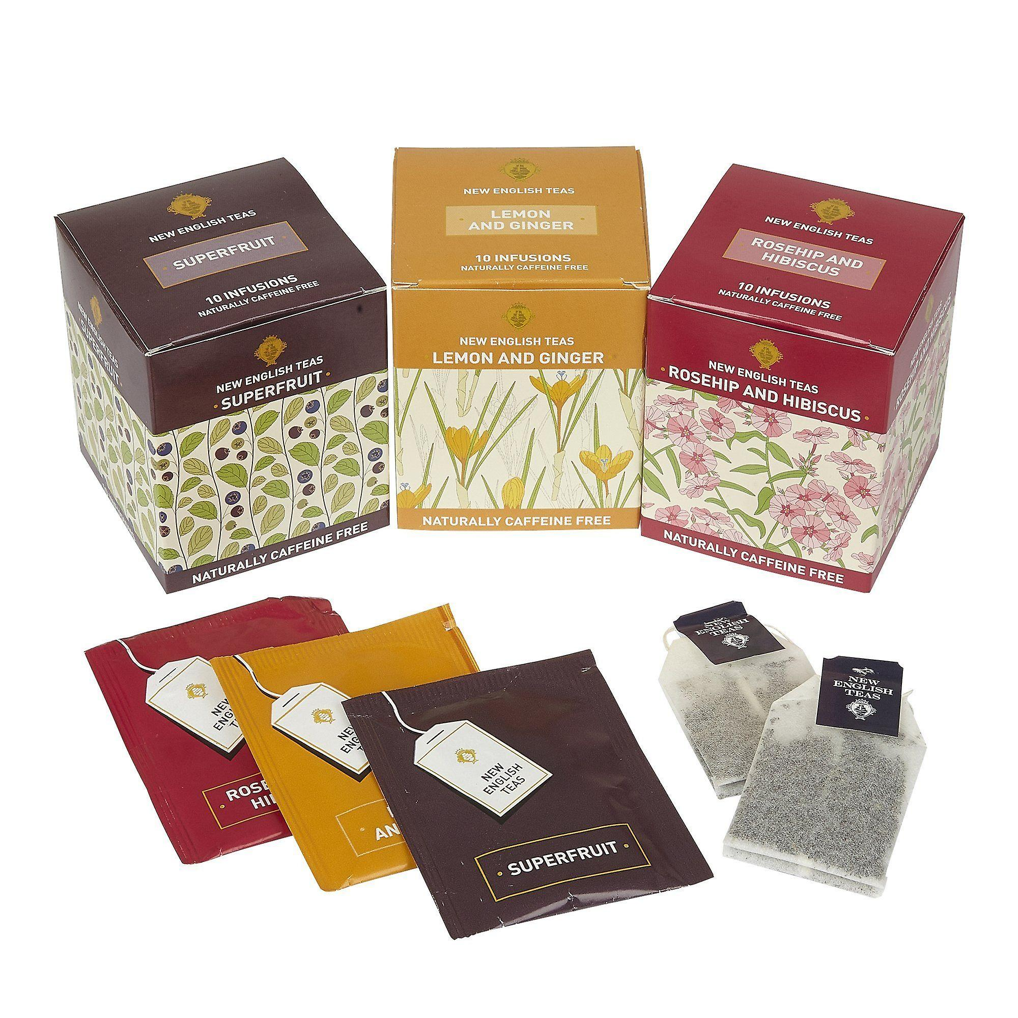 Fruit tea selection fruit bowl 30 teabags