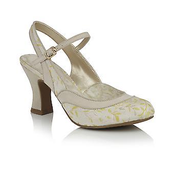 روبي شو المرأة & s لوسيا Brocade سلينغباك بار الأحذية