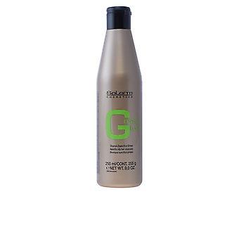 Salerm rasvainen tukka erityisiä rasvoittuville hiuksille Shampoo 250 Ml Unisex