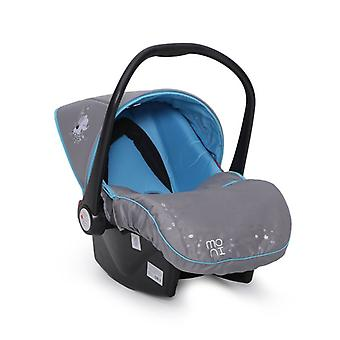Child seat baby carrier Tala group 0+ (0 to 13 kg), foot cover, inner cushion