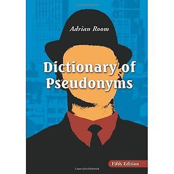 Słownik pseudonimów: 13.000 zakłada, że nazwy i ich pochodzenie