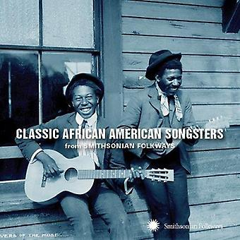 Classic African American Songsters From Smithsonia - Classic African American Songsters From Smithsonia [CD] USA import
