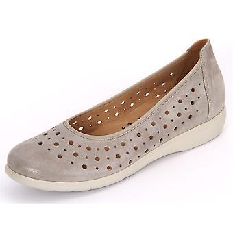 Ganter Franzi 20 48256900 Smoke Lameziege 2048256900 universal all year women shoes