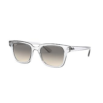 Ray-Ban RB4323 644732 Transparent/Clear Gradient Grey Sunglasses