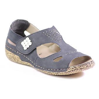 Rieker Ballerina V726414 universal summer women shoes