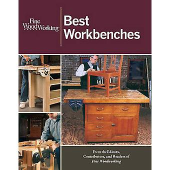 Fine Woodworking Best Workbenches by  -Fine Woodworking - - 97816008538
