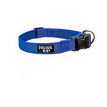 Julius K9 Idc Necklace Color Blue & Gray 25 Mm