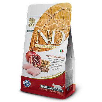 Farmina N&D Low Ancestral Grain Adult Chicken and Pomegranate