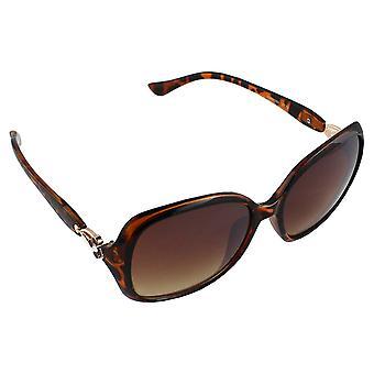 Sunglasses UV 400 Oval Leopard Brown 2772_62772_6