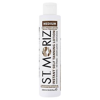 St Moriz Tanning Lotion - Medium