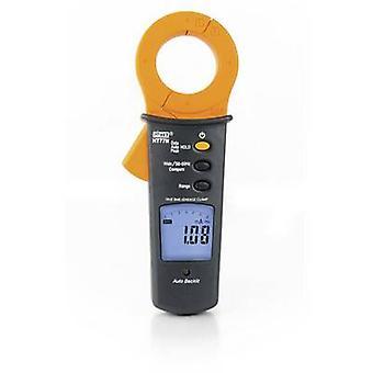 HT Instruments HT77N Clamp meter Digital CAT III 300 V Display (counts): 6000