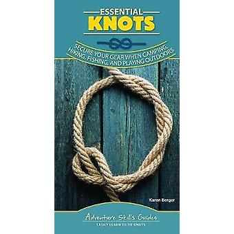 Essential Knots - Secure Your Gear When Camping - Hiking - Fishing - a